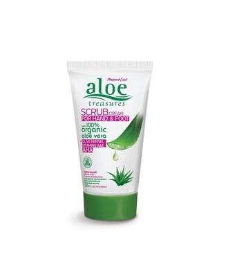 Hand & Foot Scrub Cream 120ml
