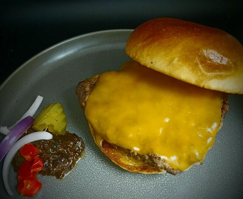 *Cheese Burger