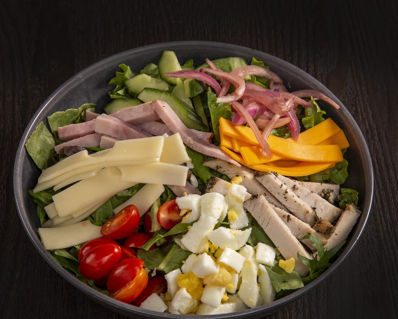 Chef Salad W/ Ranch Dressing
