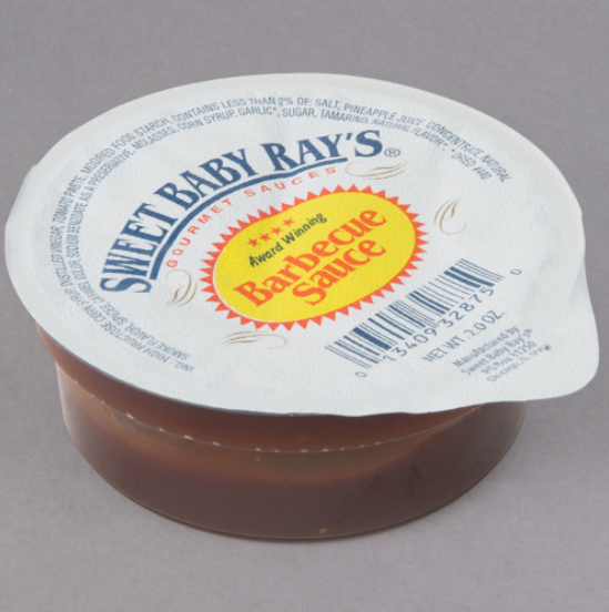 Sweet Baby Ray's Dip Cup