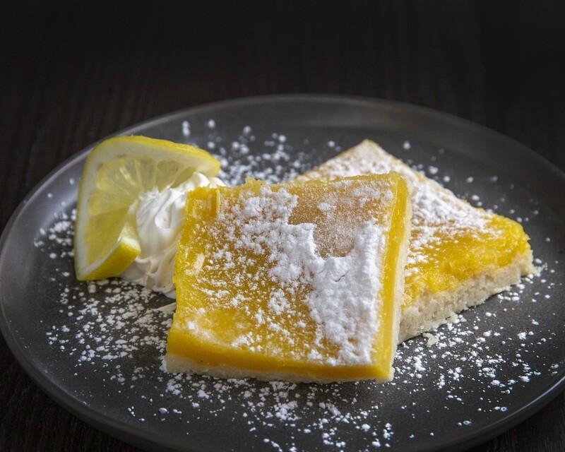 Zesty Lemon Bar