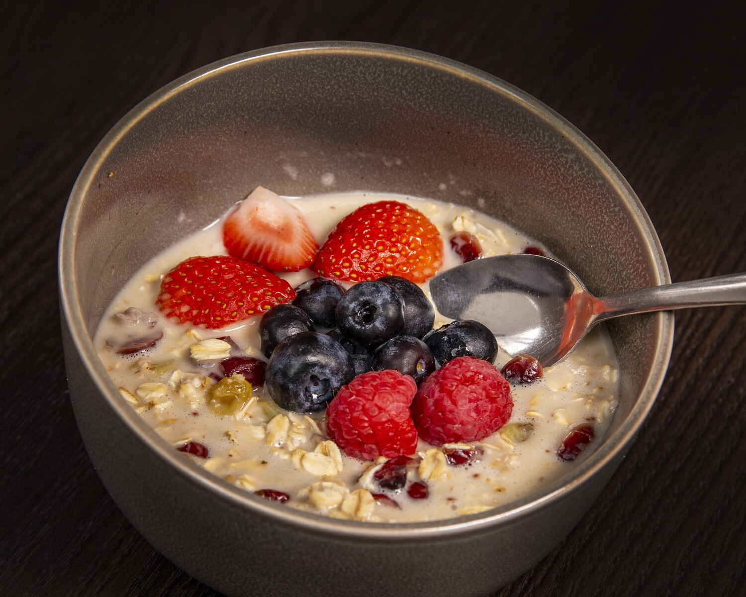 Overnight Oats Berry