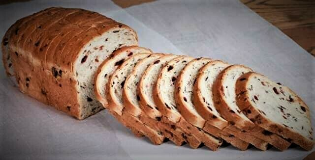 Cranberry Wild Rice Bread