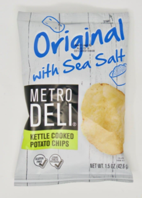 Metro Deli Original With Sea Salt