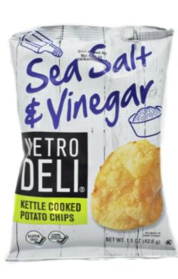 Metro Deli Sea Salt & Vinegar