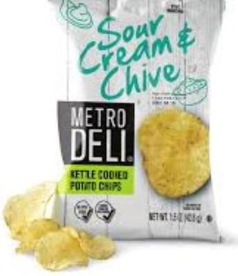 Metro Deli Sour Cream & Chive