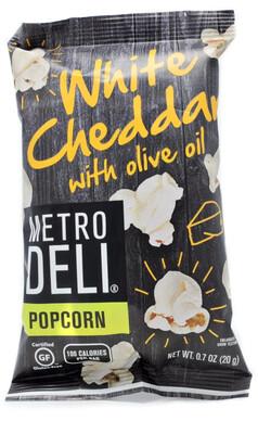 Metro Deli White Cheddar Popcorn
