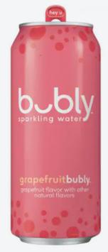 Bubly Grapefruit