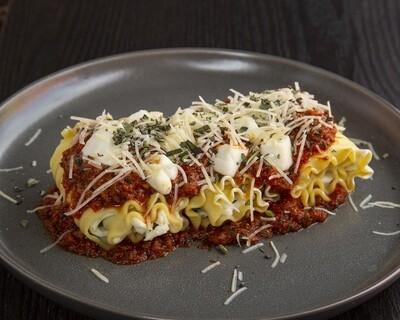 Family Beef Lasagna