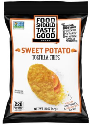 FSTG Sweet Potato Tortilla Chip