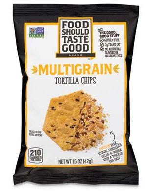 FSTG Multi Grain Tortilla Chip