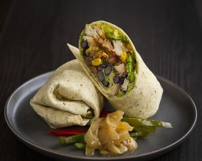 Chicken Fiesta Wrap