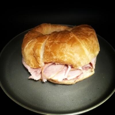 Ham & Cream Cheese Croissant