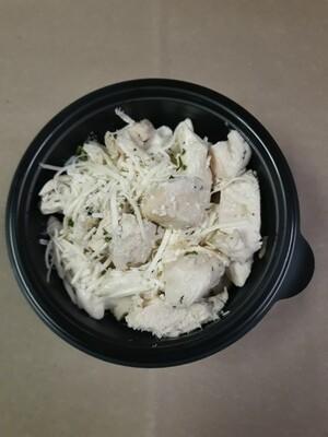Mini Chicken Alfredo