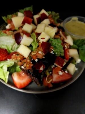 Farmer's Wife Salad W/ Lemon - Basil Vinaigrette