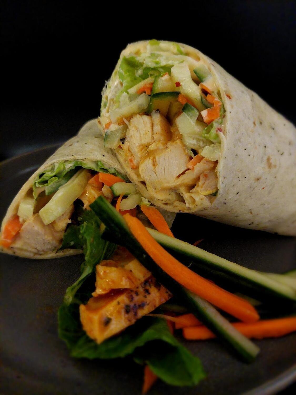 Thai Chili Chicken Wrap