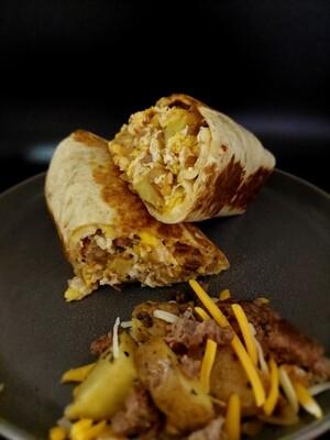 Sausage & Egg Burrito