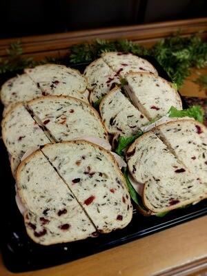 Turkey Sandwich Tray