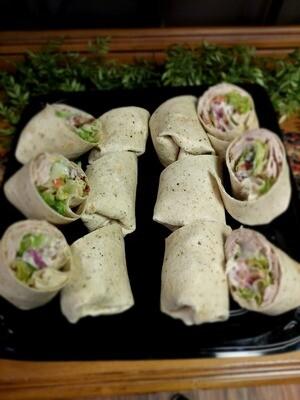Turkey Bacon Wrap Tray