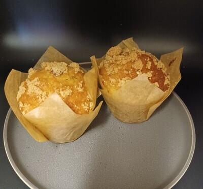 Apple Cinnamon Muffin