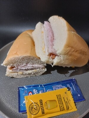 Classic Sub Sandwich