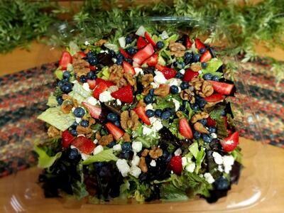 Berry Salad Tray