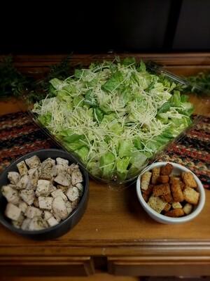 Chicken Caesar Salad Tray