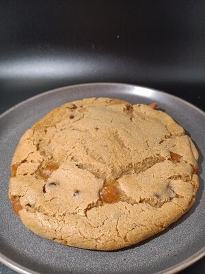 T-Rex Cookie Caramel Chocolate Chip