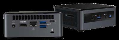 NUC Mini PC I7-10710U 32GB 1TB W10P
