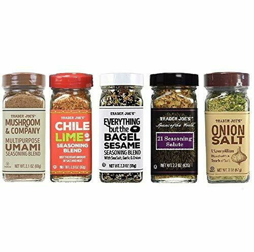 Trader Joe's Herb, Spice & Seasoning Gifts