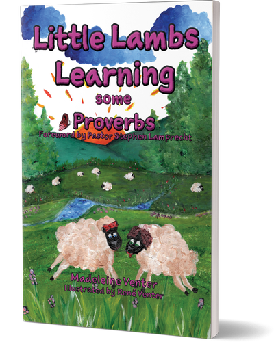 Little Lambs Learning some Proverbs