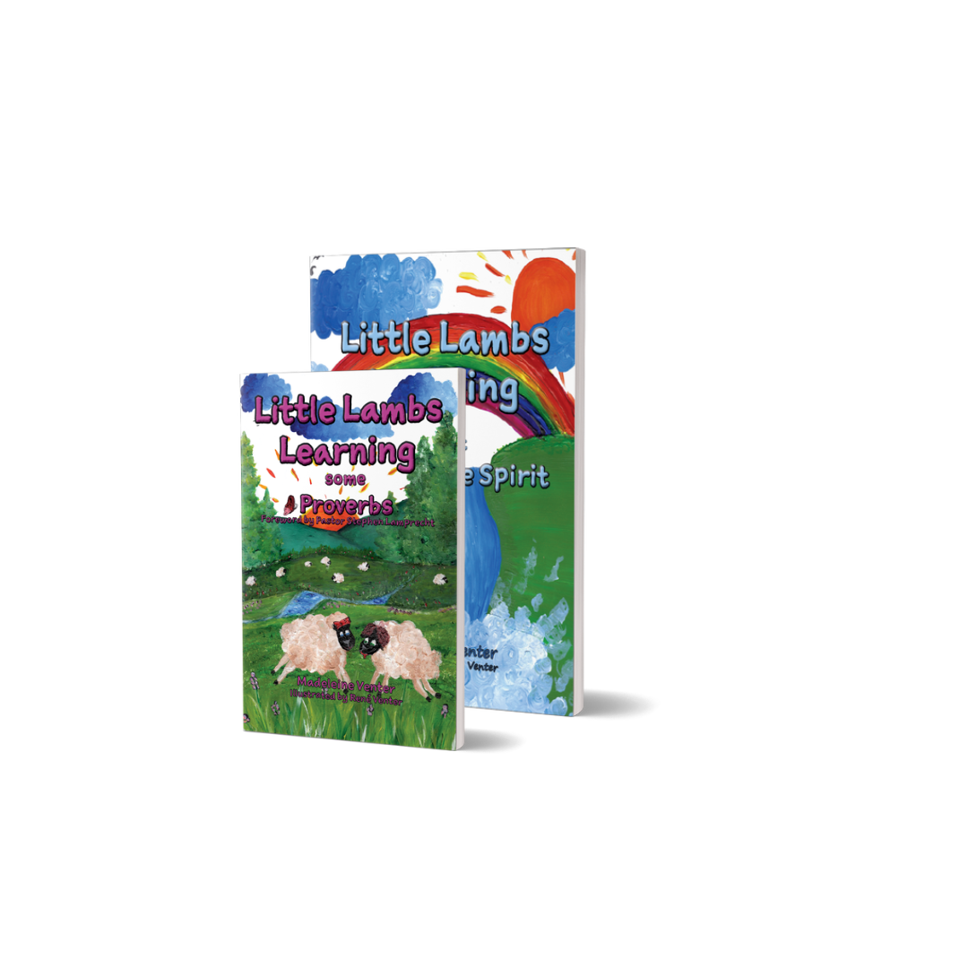 Buy both Little Lambs Learning books