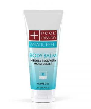 Asiatic Peel Body Balm Intense Recovery Moisturizer