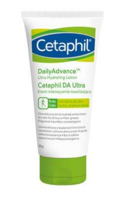 Cetaphil DA Ultra krem intensywnie nawilżający