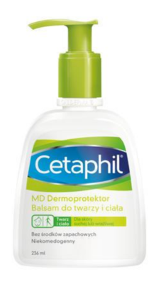 Cetaphil MD Dermoprotektor Balsam do twarzy i ciała