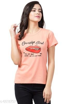 Trendy Designer Women Tshirts