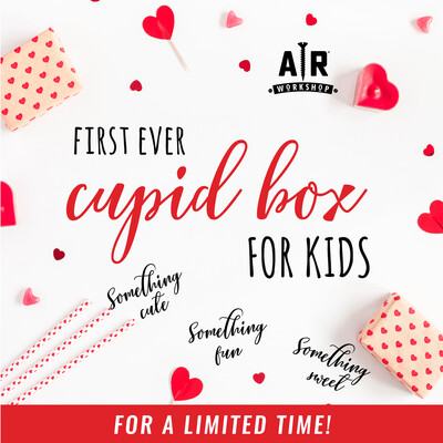 Cupid Box for Kids