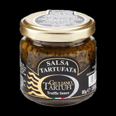La sauce à la truffe