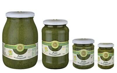 Pesto alla genovese DOP 180 Gr