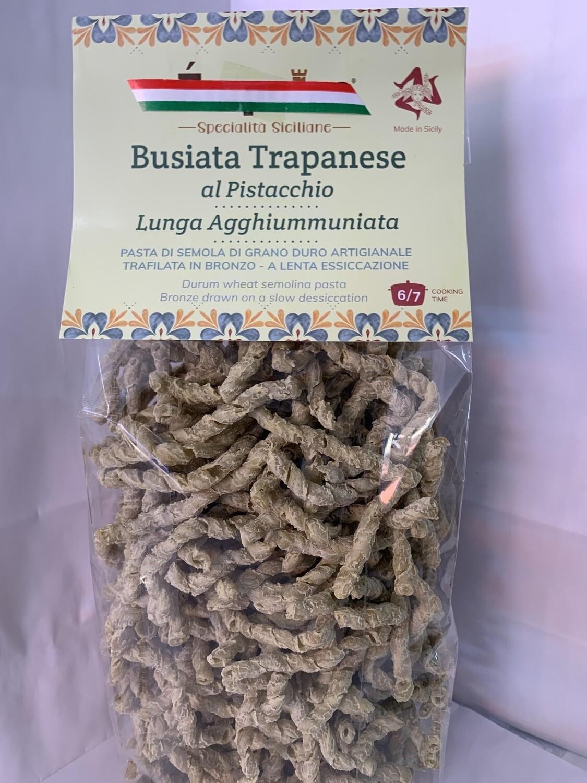"""Pâtes """"Trapanese"""" au Pistache"""