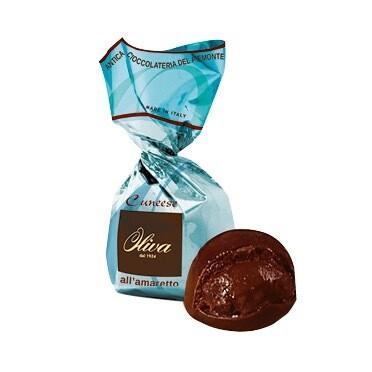 Chocolat à l'amaretto
