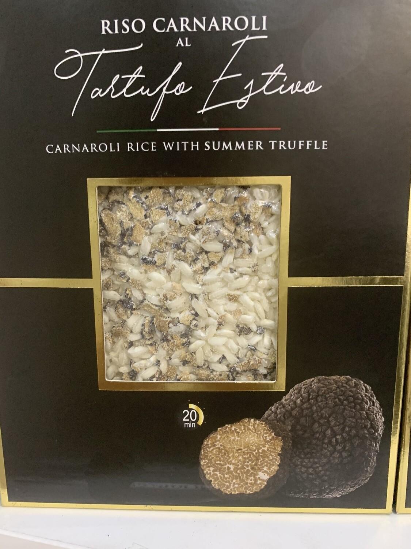 Riz Carnaroli au truffes noire