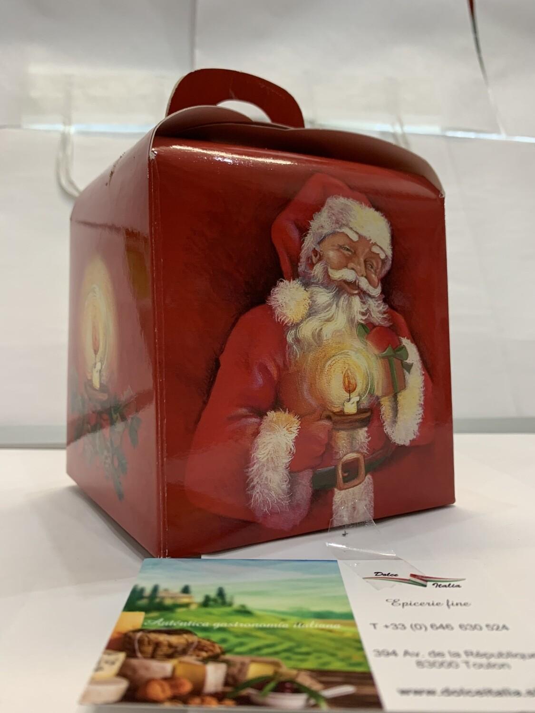Boîte cadeaux père Noël