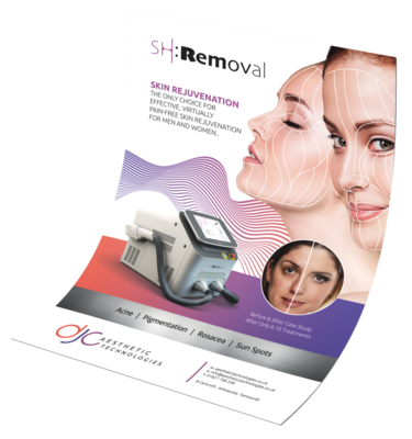 SH:Removal - Skin Rejuvenation Female A2 Poster x 2