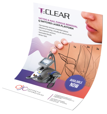 T:Clear Tattoo Removal A2 Poster x 2