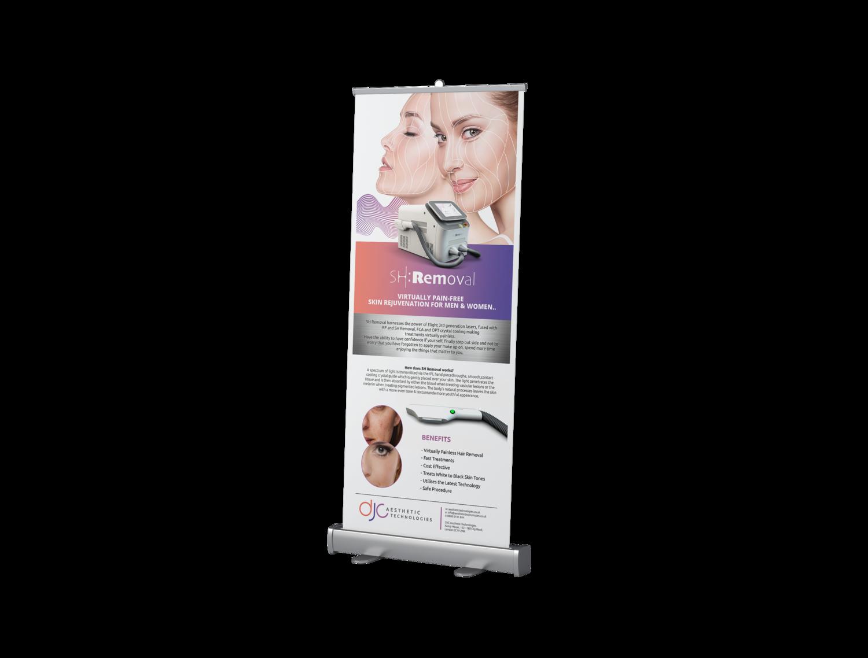 SH: Removal -Skin Rejuvenation - Roller Banner