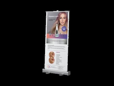 Plasma Lyft - Roller Banner