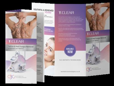 100 x TClear Treatment Leaflets