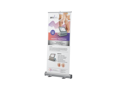 BFV HiFu (Vaginal) - Roller Banner
