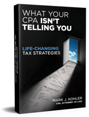 What Your CPA Isn't Telling You